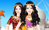 Indian Princess Dress Up