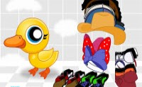 Ducky Dress-up